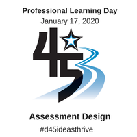 D45 Professional Learning Day - 1.17.2020 Schedule